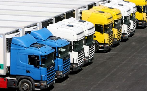 Депутаты Госдумы предлагают на три года отменить плату с водителей большегрузов