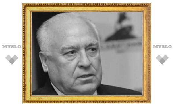 Скончался Виктор Черномырдин