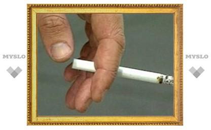 Туляк погиб от сигареты