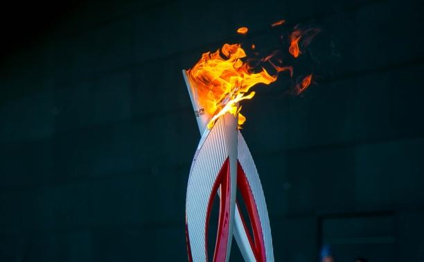 Житель Новомосковска продаёт факел Олимпийского огня за 80 тысяч рублей