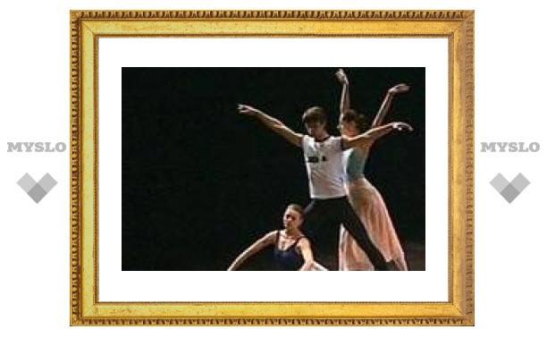 На сцене Большого театра – премьера американских балетов
