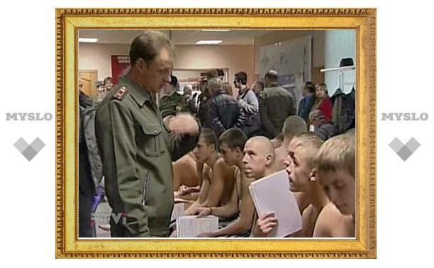 Генштаб решил не призывать на срочную военную службу бывших уголовников