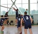В Новомосковске прошел волейбольный турнир памяти подполковника ФСБ