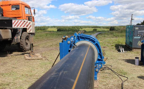 По программе газификации регионов РФ ПАО «Газпром» в Тульской области до 2022 года построят 49 газопроводов