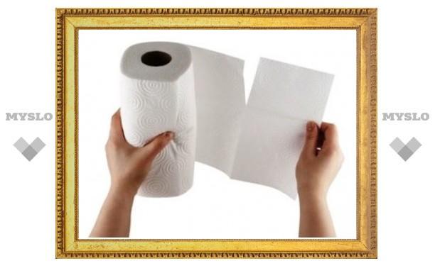 Ученые предупредили о микробном загрязнении бумажных полотенец
