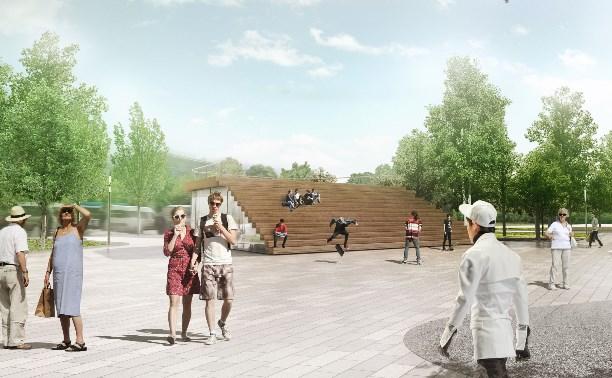 Туляки предложили назвать сквер возле ТулГУ «Зачеткой» или «Переменой»