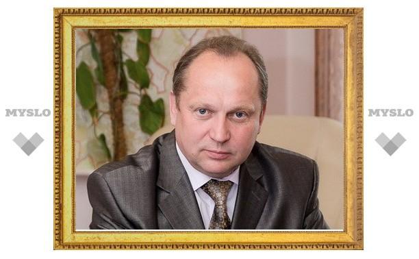 Сегодняшний дежурный по Туле - Михаил Ковех