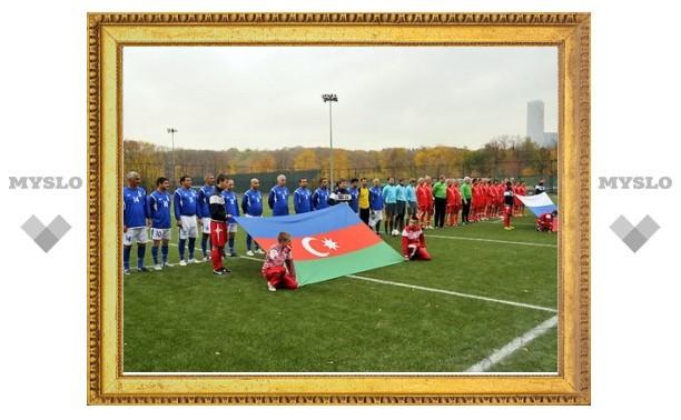 Экс-игрок тульского «Арсенала» забил за сборную России