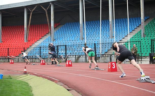 В Туле стартовало Открытое первенство области по легкой атлетике