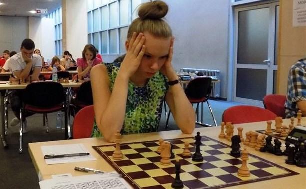 Тулячка завоевала серебряную медаль на первенстве Европы по шахматам
