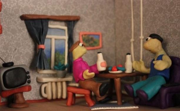 Тульские спасатели сняли пластилиновый мультфильм