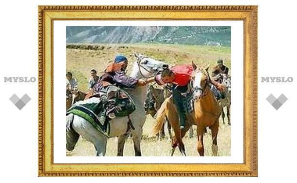 В Киргизии возрожден вид спорта, запрещенный в СССР