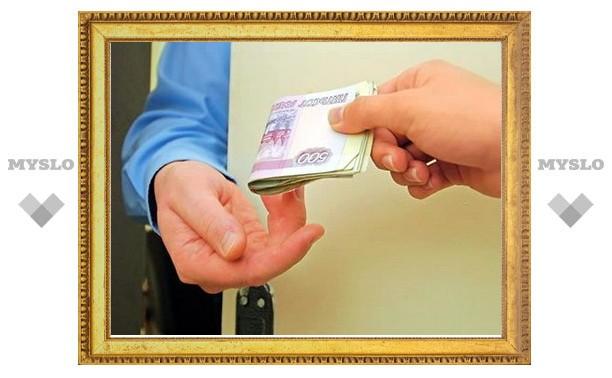 Милиционера подозревают в получении взятки