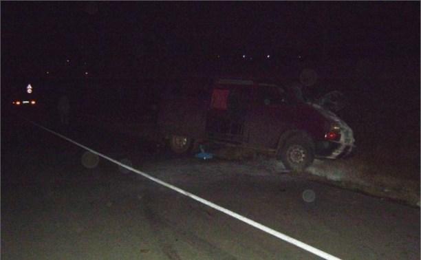 В Донском водитель микроавтобуса насмерть сбил 16-летнего пешехода