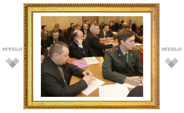 В Туле появится антинаркотическая комиссия