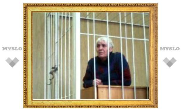 Московская ФСИН подтвердила арест 78-летней женщины