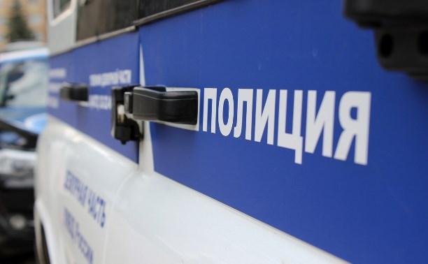 В Туле пьяный ходил с поддельным удостоверением полицейского