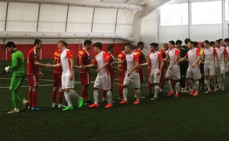 Первый мяч «Арсенала» в 2016 году забил Александр Кутьин