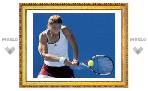 Динара Сафина не смогла преодолеть барьер первого круга на Australian Open