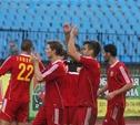 Тульский «Арсенал» показал феерическую игру