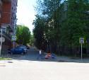 В Туле перекрыто движение на улице Софьи Перовской