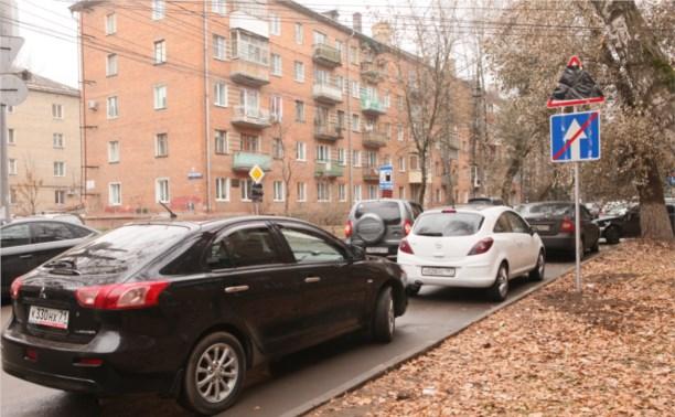 Ул. Мориса Тореза и проезд Тимирязева стали односторонними