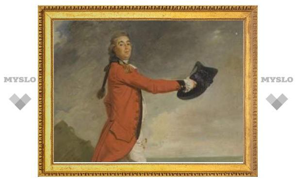 Краденую картину из коллекции Версаче вернули владельцам