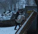 В праздники мусор будут вывозить в усиленном режиме