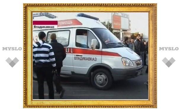 Владикавказский школьник на BMW сбил двух женщин с ребенком