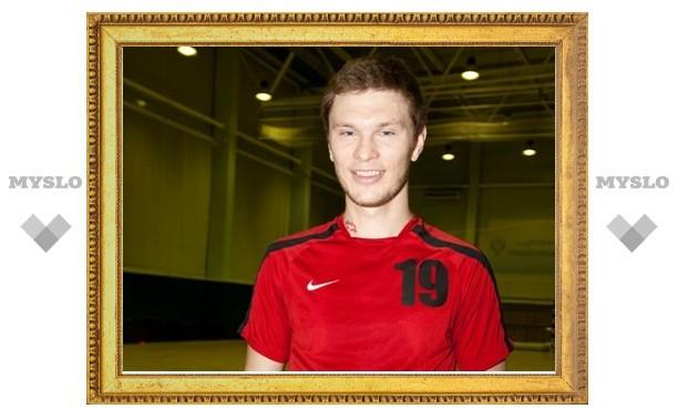 Александр Денисов: «Я всегда мечтал играть в родной команде»