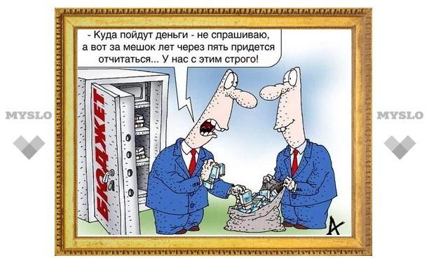 Дефицит бюджета в Туле покроют кредитом