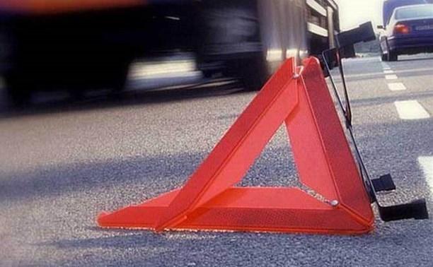 Водитель «Сузуки» сбил пешехода посреди трассы