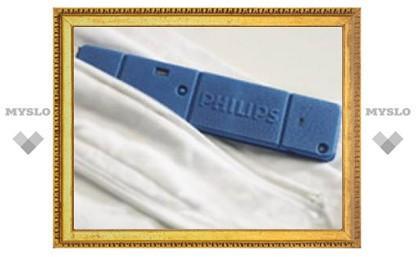 Компания Philips запатентовала трусы-тонометр