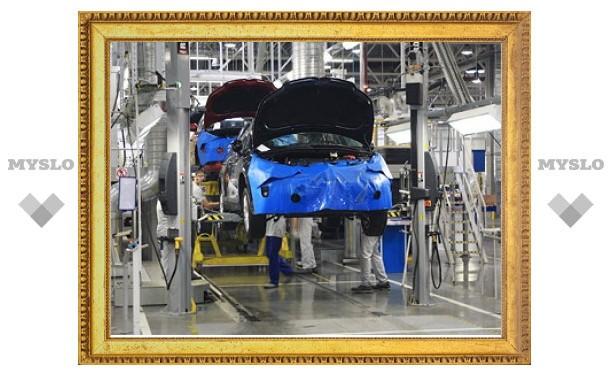 Иномарки впервые обогнали отечественные модели по объемам производства в России