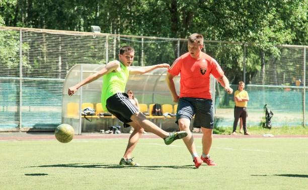 До декабря в Тульской области отремонтируют спортивные площадки и поля для мини-футбола