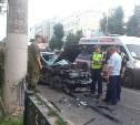 В результате ДТП на проспекте Ленина госпитализированы трое