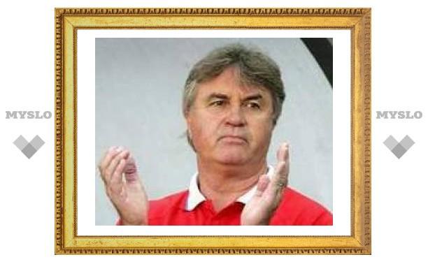 """Хиддинк рассказал о предложении Абрамовича возглавить """"Челси"""""""