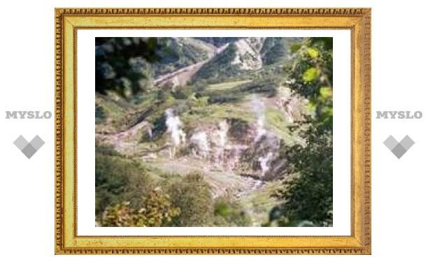 Восстановление Долины гейзеров завершено