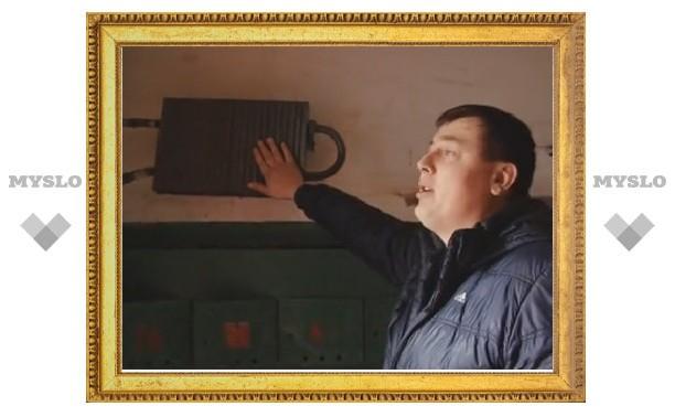 В Туле дали отопление, но не всем