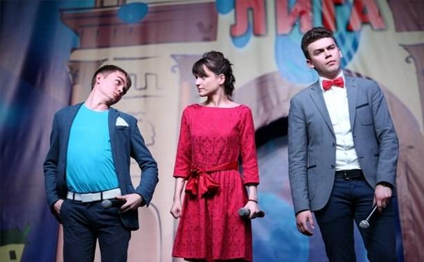 «Сборная Тульской области» сыграет в 1/8 телевизионной лиги КВН