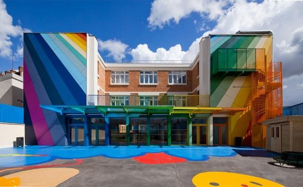 11 тульских детских садов раскрасят в яркие цвета