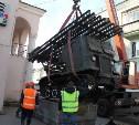 Новомосковскую «Катюшу» отправили на реставрацию