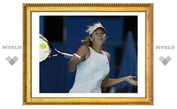 Шарапова и Давыденко во втором круге Australian Open
