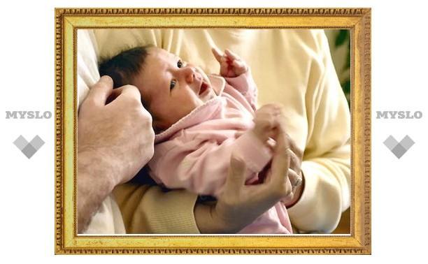 В магический день 11.11.11 в Туле родилась девочка!