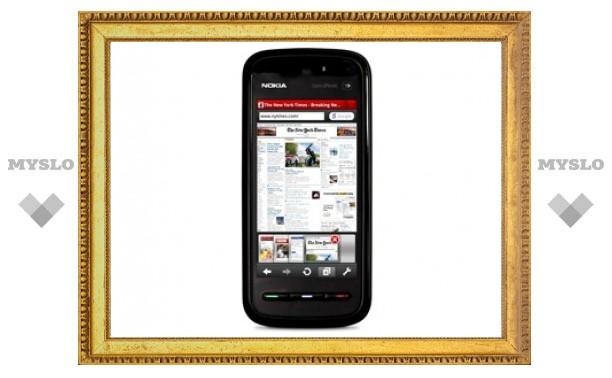 Вышел браузер Opera Mini для Symbian-смартфонов