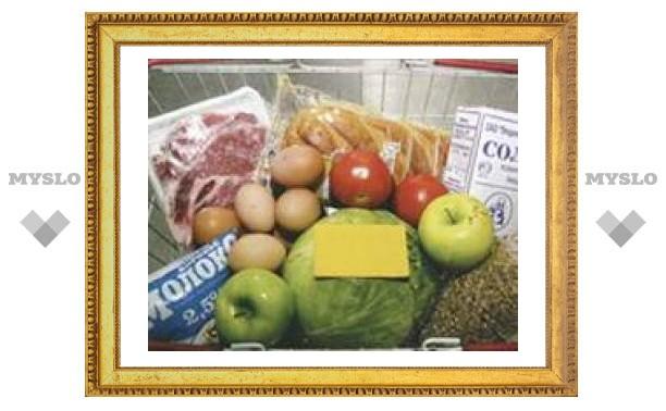В Туле подорожали продукты