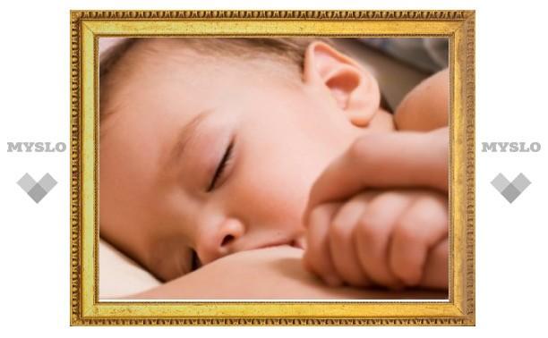 Грудное вскармливание оказалось профилактикой внезапной смерти у младенцев