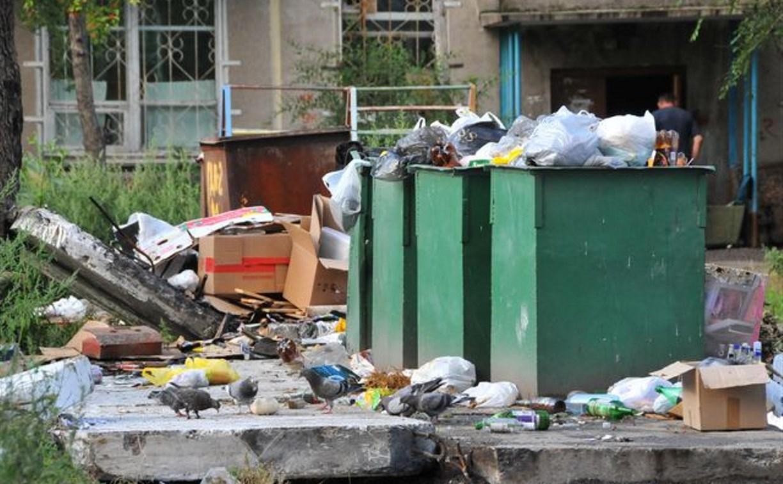 Прокуратура возбудила дела против руководителей тульских УК за грязные мусорки