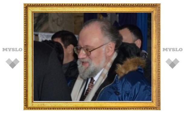 """Чуров """"обеспечил"""" в Тульской области высокую явку избирателей?"""