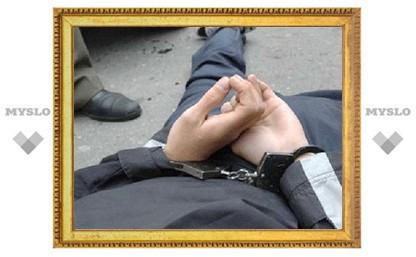 В Щекине избили женщину-полицейского